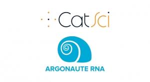 CatSci and Argonaute RNA Enter CMC Development Collaboration