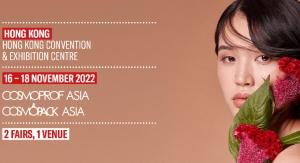 Cosmoprof Asia Is Postponed to November 2022