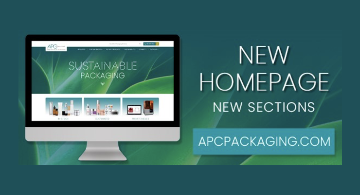 APC Packaging Refreshes Its Website