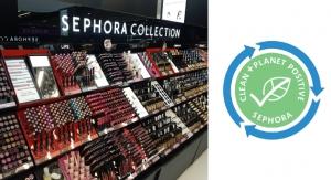 Sephora Launches Clean + Planet Positive Program