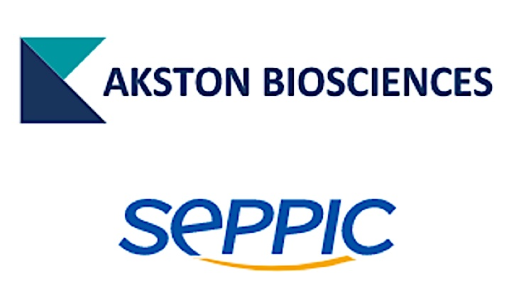 Akston Biosciences, Seppic Ink Commercial Supply Agreement