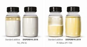 BYK Launches DISPERBYK-2018 and DISPERBYK-2019
