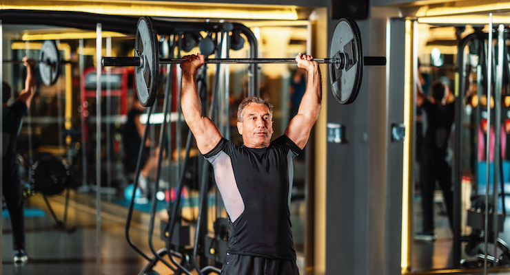 Bodybalance Collagen Peptides Shown to Support Muscle Strength, Body Composition Among Middle-Aged Men