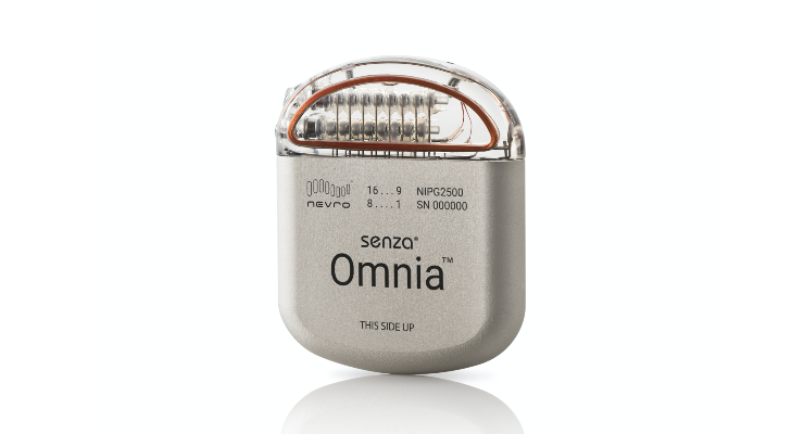 Nevro Corp Receives FDA Approval for Senza System