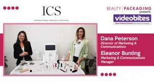 Videobite: International Cosmetic Suppliers (ICS)
