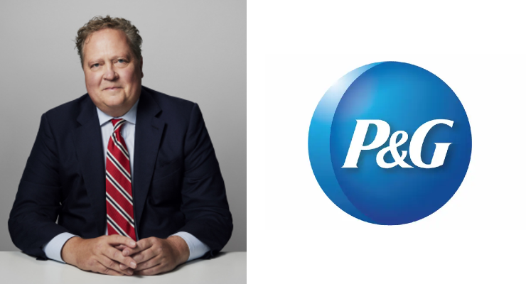 P&G Names Jon R. Moeller as President and CEO
