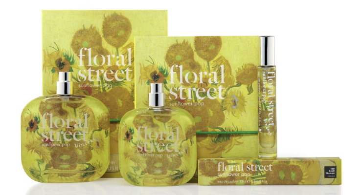 Floral Street Partners with the Van Gogh Museum