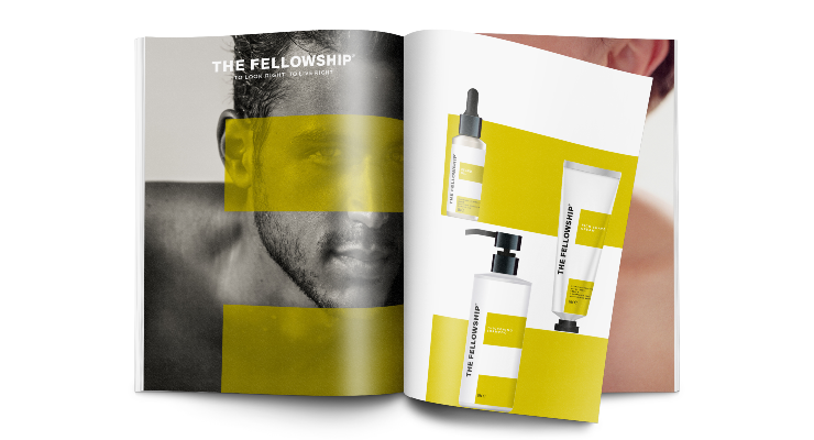 Free The Birds Launches Disruptive Brand Identity for Men's Brand, 'The Fellowship'