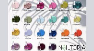 Vegan Indie Nail Polish Brand Nailtopia Adds 22 New Shades for Summer 2021