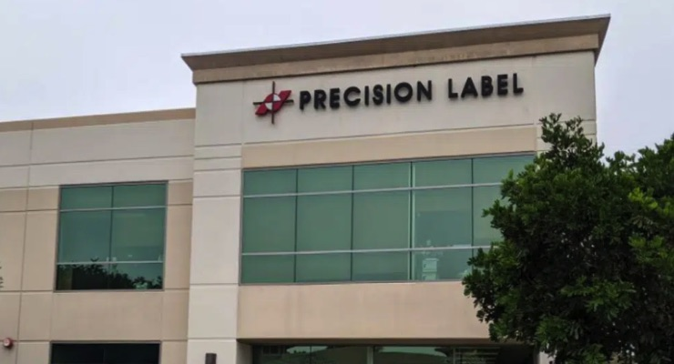 Inovar Packaging Group acquires Precision Label