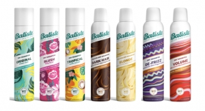 Batiste Dry Shampoo Unveils New Look With Packaging Makeover