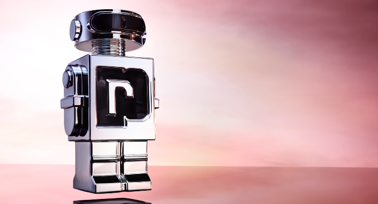 Paco Rabanne Unveils Digital Content Fragrance Connected To Smartphones