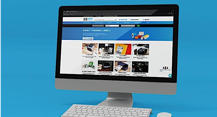 Smith Corona launches new website