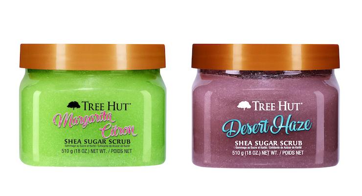 Tree Hut Launches 2 New Body Scrubs at Ulta Beauty