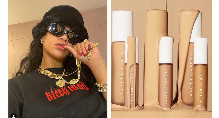 Rihanna is Now a Billionaire Beauty Mogul