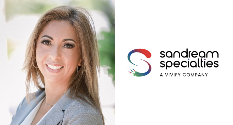 Sandream Specialties Appoints Cristina Maggion as Senior Account Manager