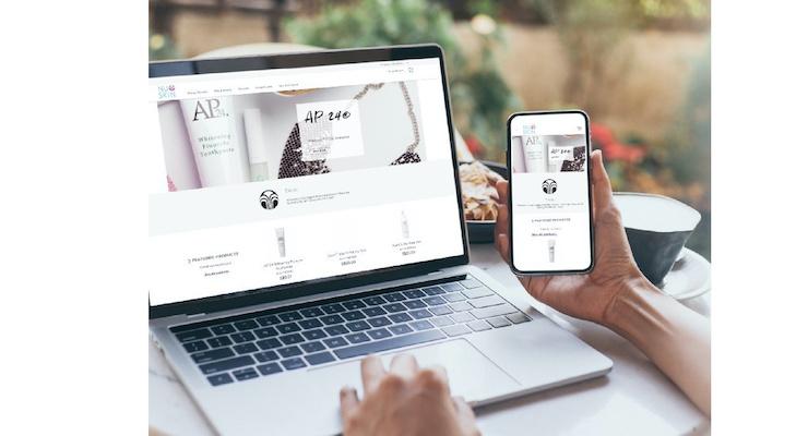 Nu Skin Sets Up Entrepreneurs with Digital Tools