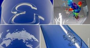 Inkjet innovation for printing on glass