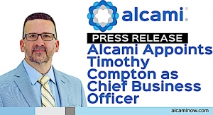 Alcami Appoints Timothy Compton Chief Business Officer