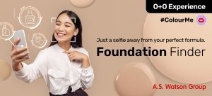 A.S. Watson Launches AI Tool to Help Link Customers with the Best Matched Foundation