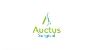 Auctus Vertebral Body Tethering System Receives Breakthrough Device Designation