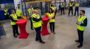Siegwerk Visited by Minister of Economics Peter Altmaier
