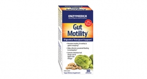 Enzymedica Launches Artichoke and Ginger Supplement, Gut Motility