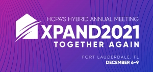 HCPA's Hybrid Annual Meeting will Be Held in Florida in December