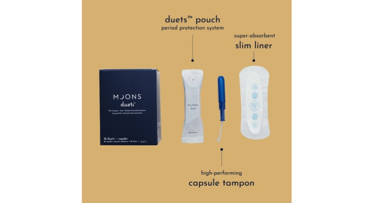 Moons Launches Feminine Hygiene Products