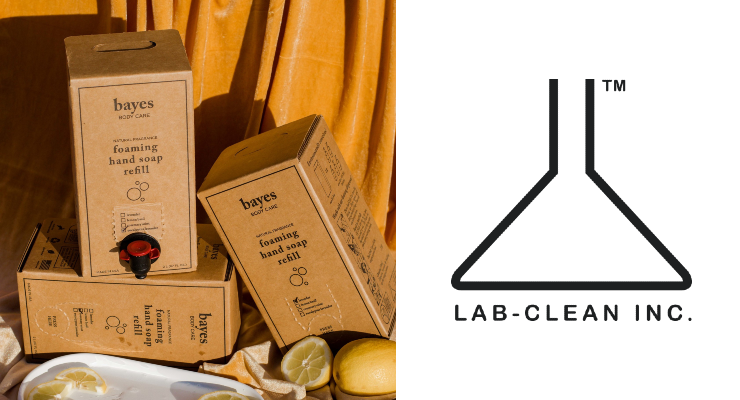 Lab Clean Introduces Sustainable Liquid Eco-Refill Box