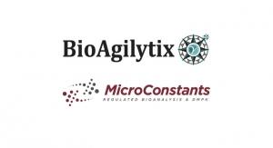 BioAgilytix Acquires MicroConstants