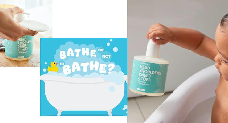 Frida Baby Launches Bath Line