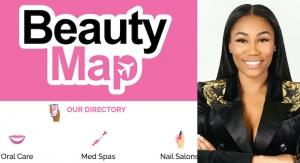 Beauty Map App Locates Pro Services