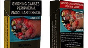 Graphic warning labels on cigarette packs change perceptions