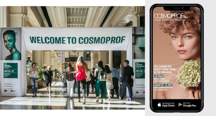 Get Set for Cosmoprof North America