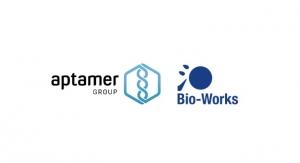 Aptamer Group and Bio-Works Technologies Enter Agreement