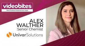 Videobite: Univar Solutions Introduces