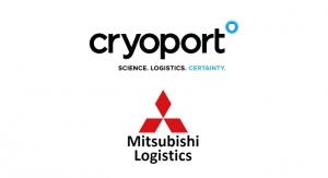 Cryoport and Mitsubishi Logistics Corporation Partner