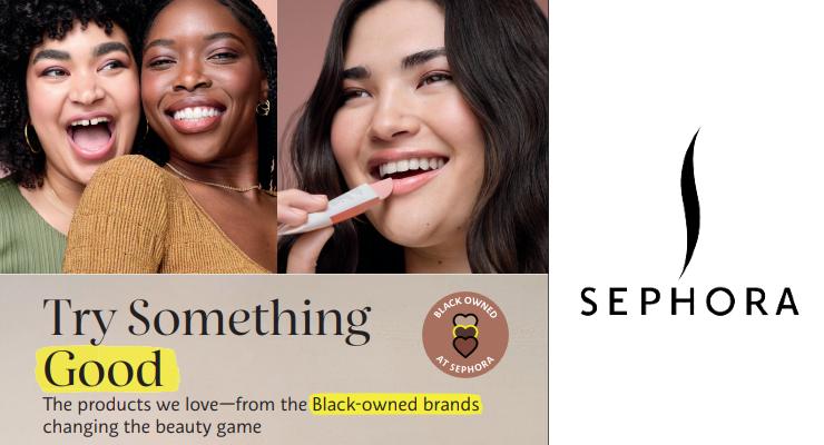 Sephora Unveils Black-Owned Brands Campaign