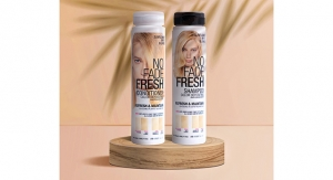 Indie Clean Beauty Brand No Fade Fresh Expands Line of Vegan Color-Depositing Shampoos, Conditioners