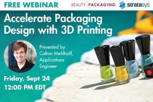 Accelerate Packaging Design with 3D Printing