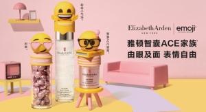 Elizabeth Arden Collaborates with Emoji in China