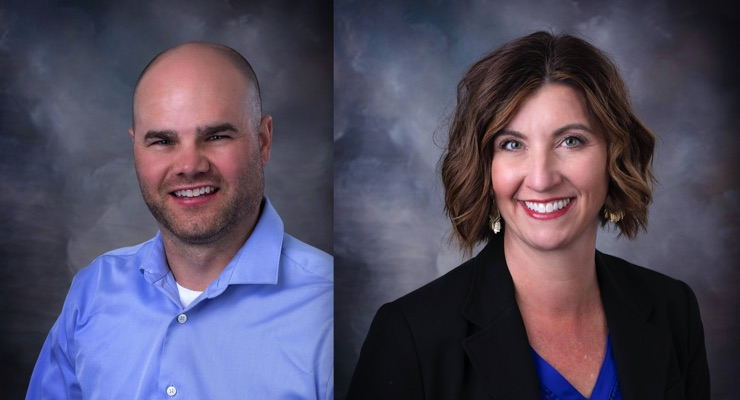 Wausau Coated Products appoints two business managers