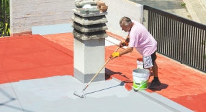 Waterborne Chlorinated and Non-Chlorinated Modified Polyolefin TPO Roof Coatings Adhesion Promoters.