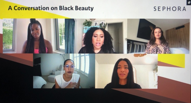 Sephora To Promote Black-Owned Beauty Brands in Immersive Campaign