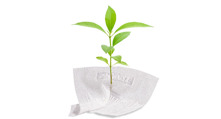 Going Back to Nature for Environmentally Friendly Wipes