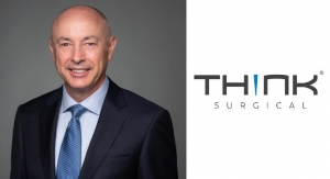 Former Stryker Exec Stuart Simpson Named THINK Surgical President, CEO