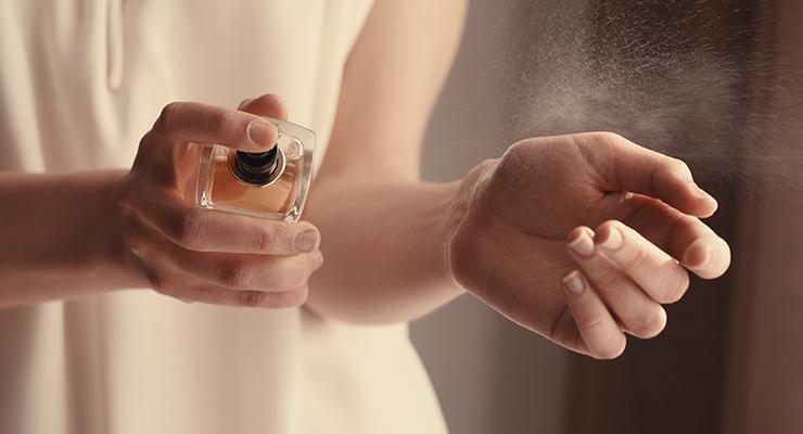 Consumer Demand for Perfume Soars