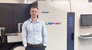 Limpet Labels invests in Screen L350UV inkjet printing press