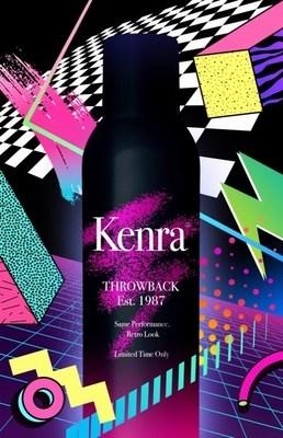 Kenra Professional Celebrates Launch of Nostalgic